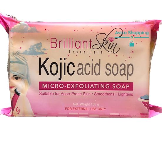 Brilliant Skin Kojic Soap 135g
