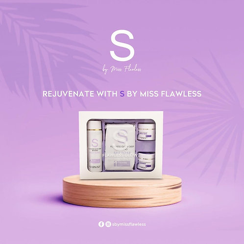 S Flawless Glow Deep Reviving Set (S by Miss Flawless