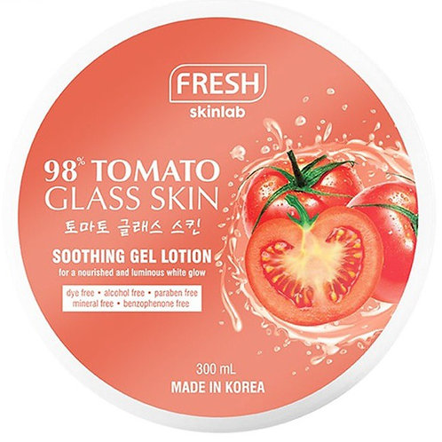 Fresh Tomato Glass Skin Soothing Gel