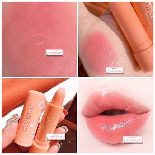 Tanako Peach Soda Lip Balm