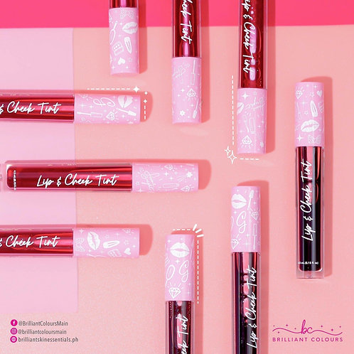 Brilliant Colors Lip and Cheek Tint