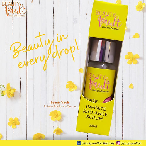 Beauty Vault Infinite Radiance serum