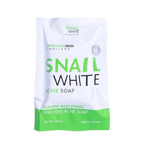 Precious Skin Snail White Acne soap