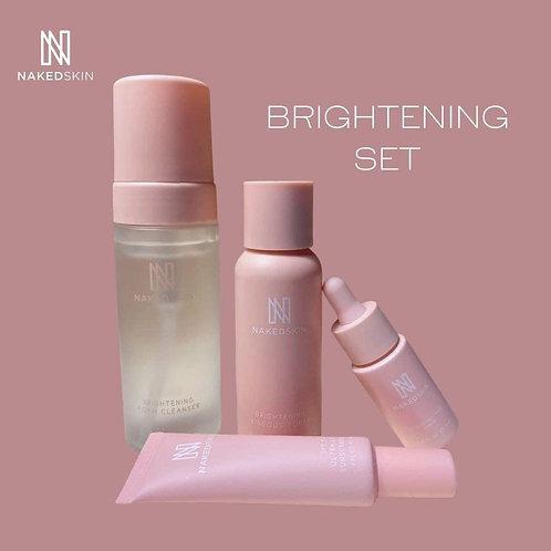 Naked Skin Brightening Set