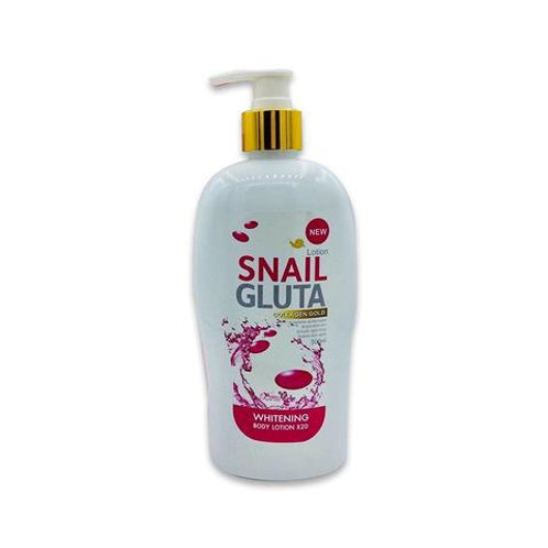 Snail Gluta x20 Body Lotion with Collagen Anti Wrinkle