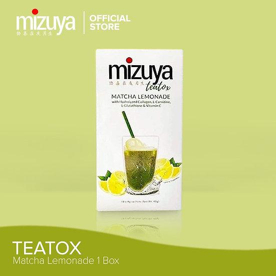 MIZUYA Teatox Matcha Lemonade
