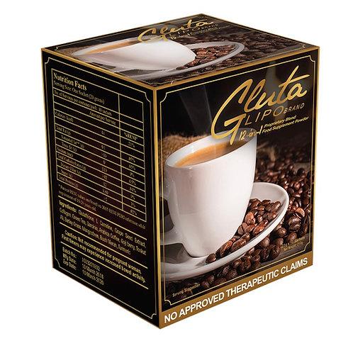 12 in 1 Glutalipo Detox Coffee