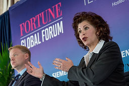 Jacque Hinman Fortune Global Forum