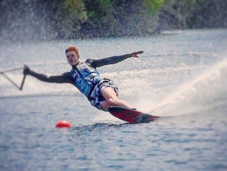 Waterski Product Review: D3 Evo with Reflex Bindings