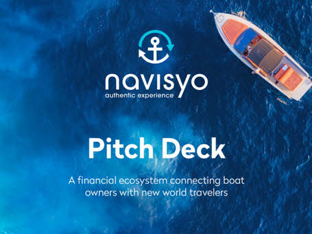 Official Navisyo Pitch Deck is now available!