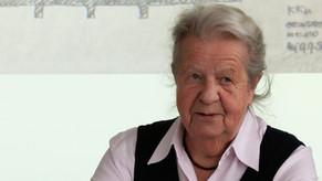 Adolf Stock im Gespräch mit Maria Schwarz über die Architektur der Nachkriegszeit