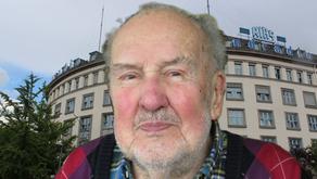 Adolf Stock im Gespräch mit Hans Hess über die Anfänge des RIAS und das Gebäude von Walter Borchard