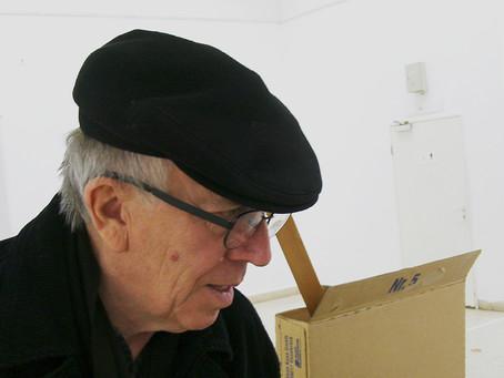 Adolf Stock im Gespräch mit Jonas Geist über das Bauhaus und die Bundesschule des ADGB in Bernau
