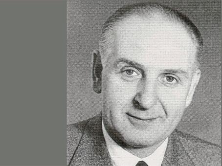 Adolf Stock im Gespräch mit Pierre Vago über Städtebau, Lourdes und das Berliner Hansaviertel
