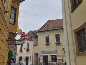 Szentendre, a little but very colourful town