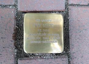 Hidden Holocaust Memorials in Budapest  - The Stolpersteine