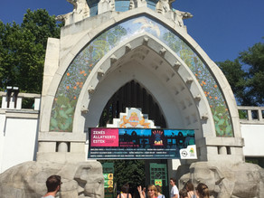 The Budapest Zoo - one of the world's oldest Zoo