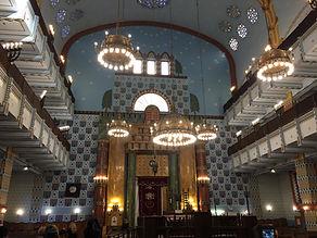 Kazinczy Synagogue Budapest