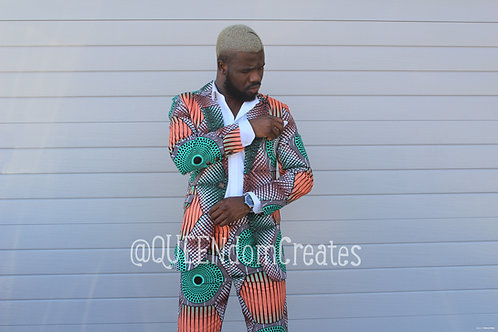 Abrokyire Ohene Suit Blazer (Foreign King Suit Blazer)