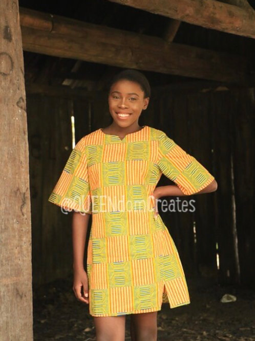 QUEEN Chioma Dress