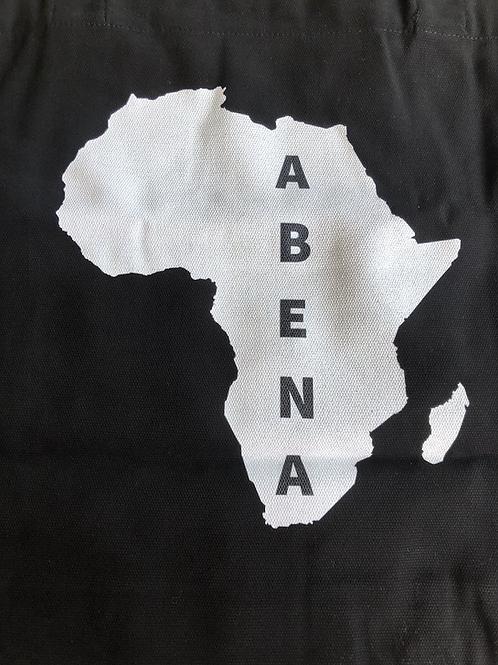 I Am Africa canvas bag