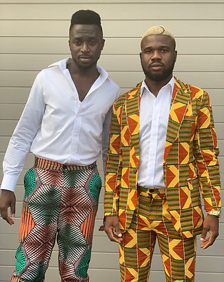 Abrokyire Ohene (Foreign King) Suit pants