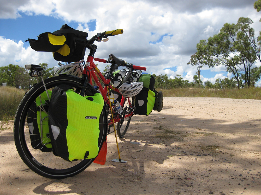 The Bicycle Pedlar - Townsville