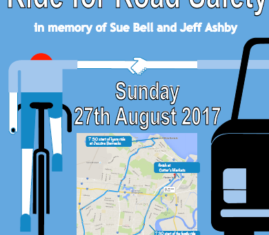 Ride for Road Safety