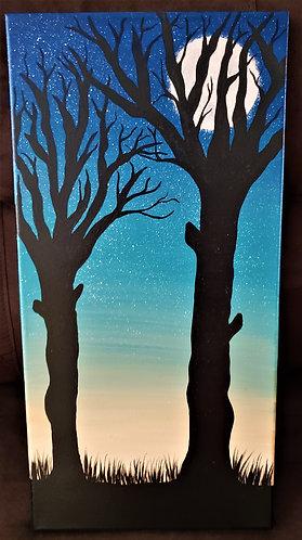 Moon Trees