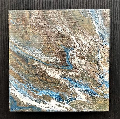 Earthy Abstract Mini