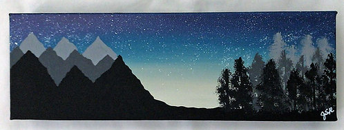 Night Time Landscape