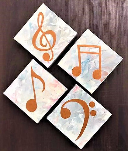 Music Note Minis