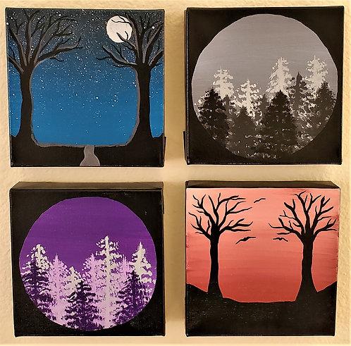 Tree Minis