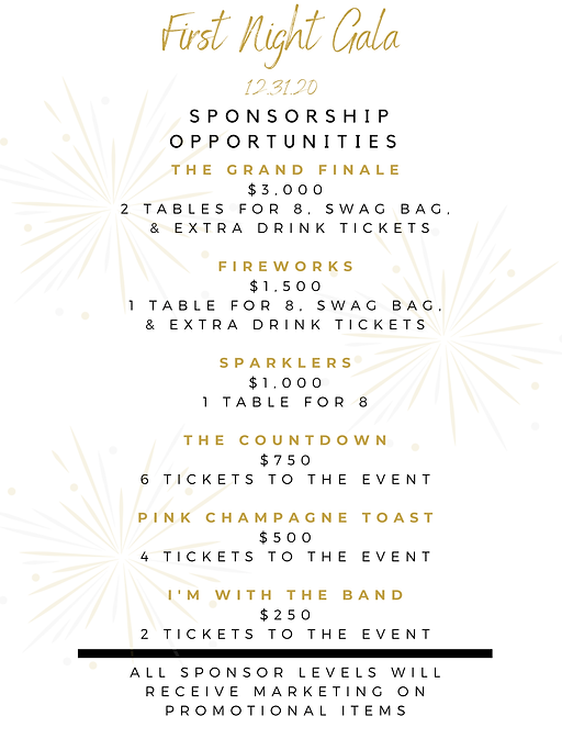 First Night gala sponsorships update.png