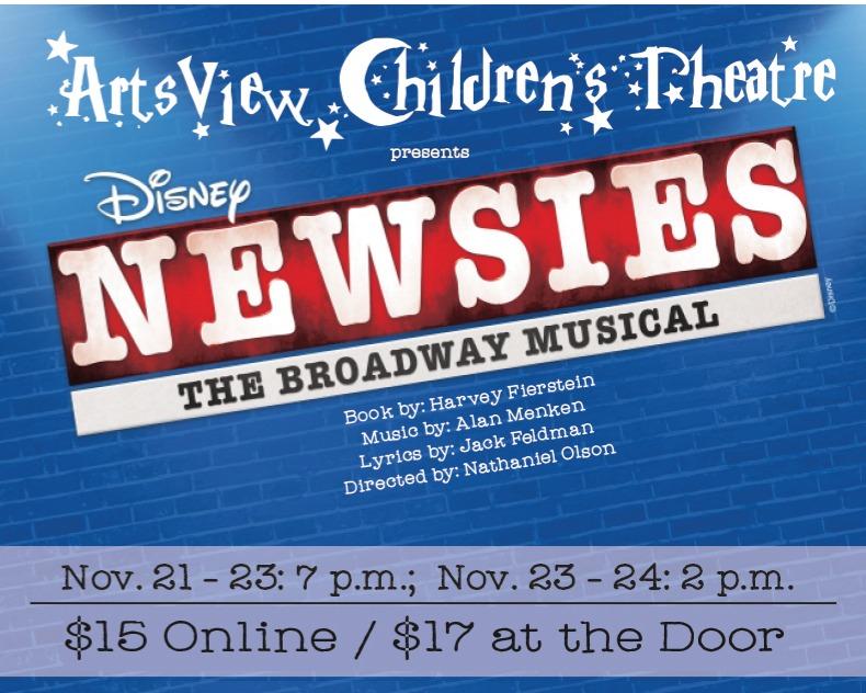 Home | ArtsView Children's Theatre