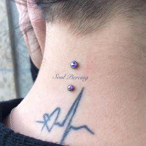 Dermal Piercings