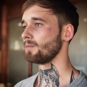 Dermal implant for @kubu.tattooer