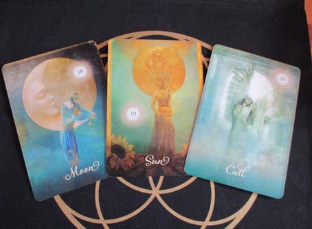 The Hero/Fool's Journey: Part 8 (The Moon, The Sun & Judgement)
