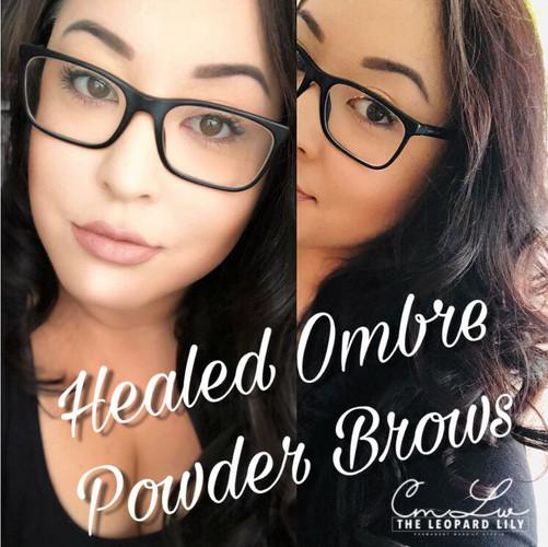 Powder Brow Procedure 19 healed ombre.jp