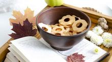 Яблучні чіпси - корисна насолода
