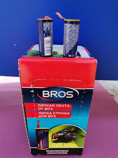 BROS липуча стрічка для мух (1 шт)