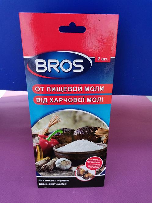BROS липуча стрічка проти харчової молі (2 шт)
