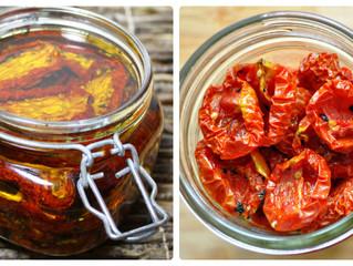 В'ялені помідори в домашніх умовах