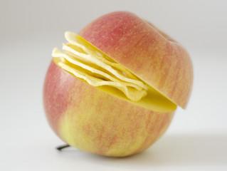 Яблуко: що з'їсти щоб схуднити?