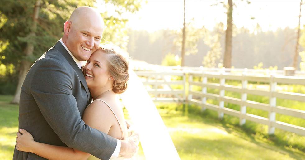 wedding photographer in columbia falls, mt