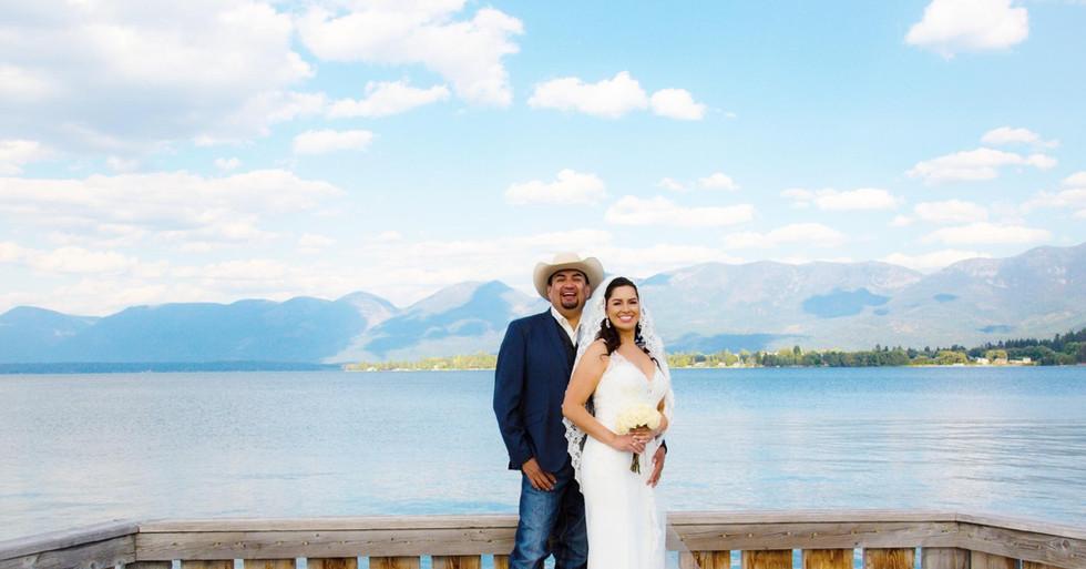 wedding photographers in flathead county, montana