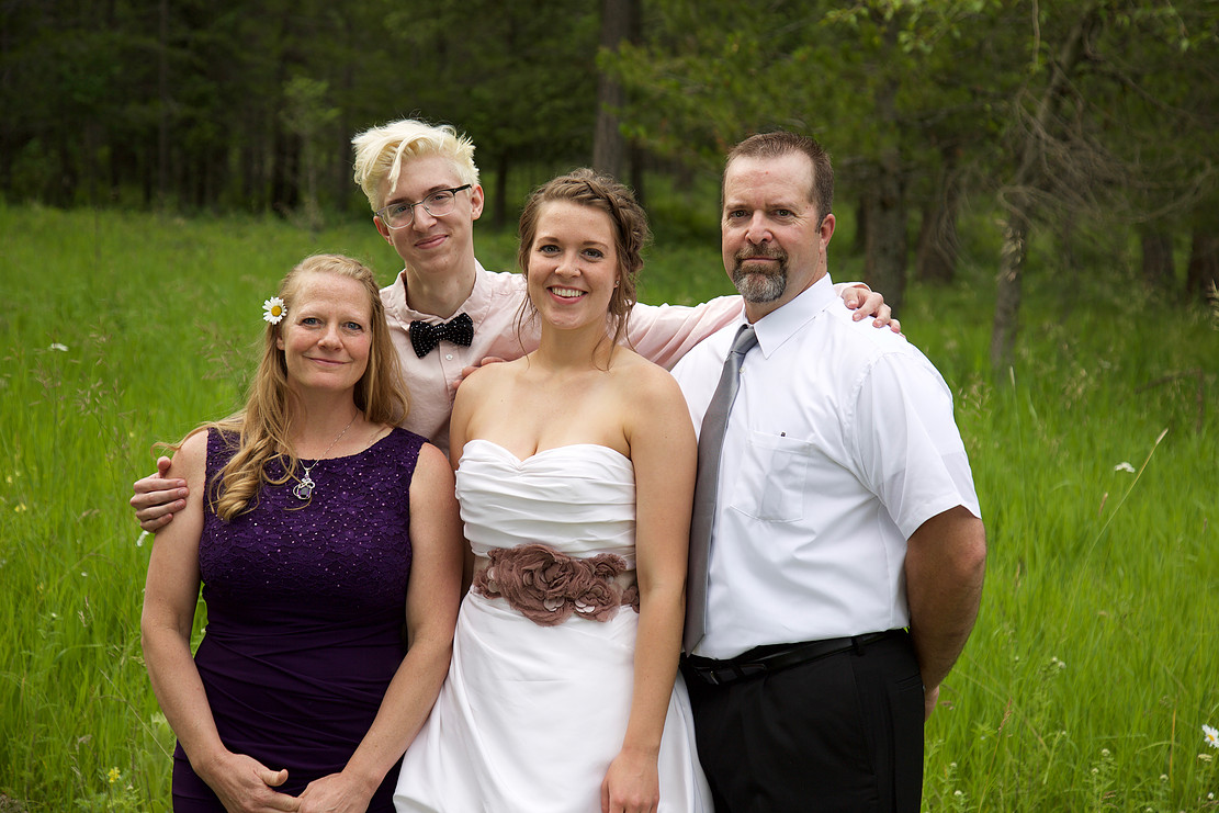 Wedding Photography in Kalispell, MT