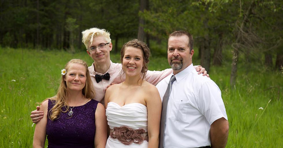 wedding photographer kalispell, motnana