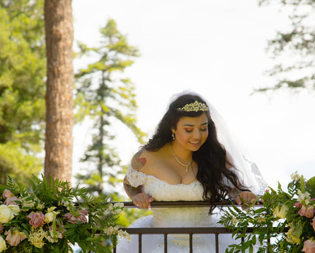 wedding photographer in bigfork, montana