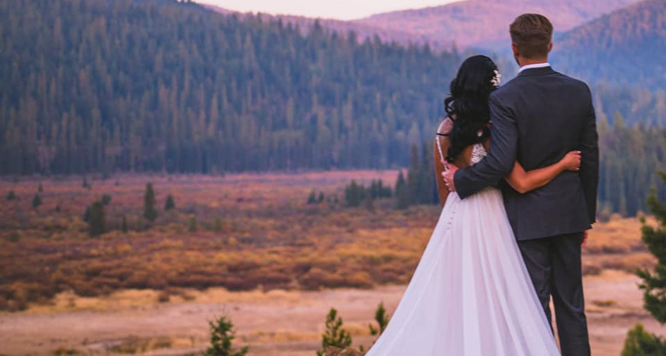 wedding photographer kalispell, montana